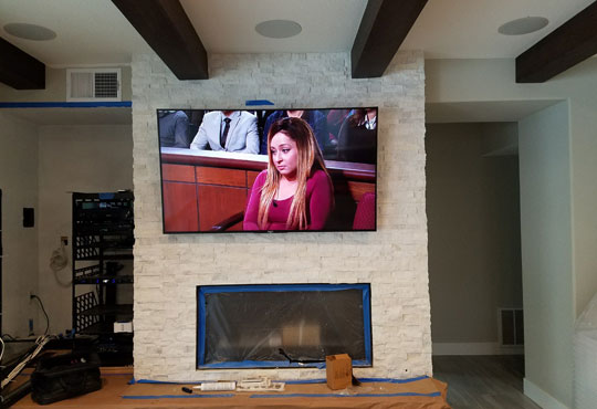 TV Wall Mount in Mission Viejo, CA